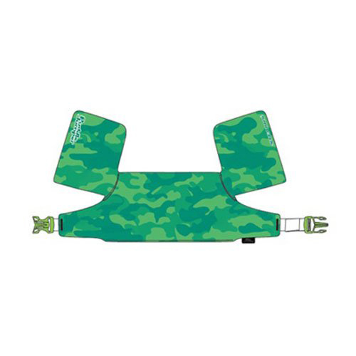 Stearns Puddle Jumper Deluxe Life Jacket Green Camo by Stearns
