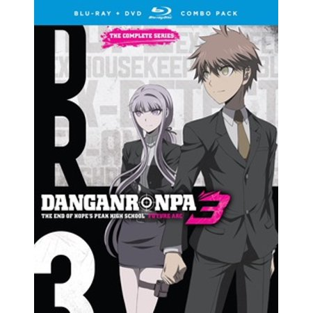 Danganronpa: The Animation Future Arc (Blu-ray)](Film Halloween Animation)