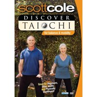 Discover Tai Chi For Balance and Mobility (DVD)