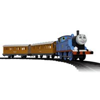 Lionel Thomas & Friends Battery-powered Model Train Set Ready to Play with Remote