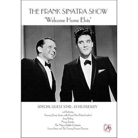 Frank Sinatra Show: Welcome Home Elvis (DVD)