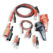 B&K PRECISION TLPS Power Supply Test Lead Kit,60 In. L