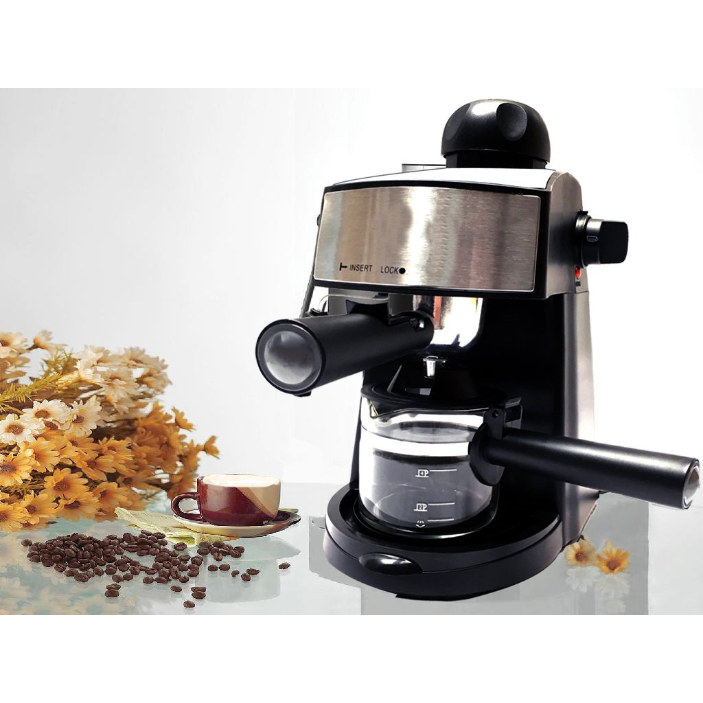 Powerful Steam Espresso And Express Barista Maker