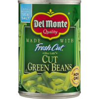 Del Monte Green Beans Cuts, 14.5 oz, canned green beans