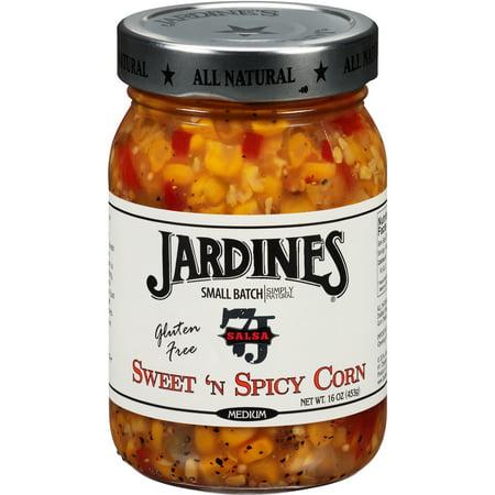 ... Gluten Free Sweet 'n Spicy Corn Medium Salsa, 16 oz - Walmart.com