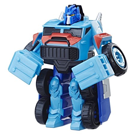 Playskool Heroes Transformers Rescue Bots Optimus Prime](Rescue Bot)