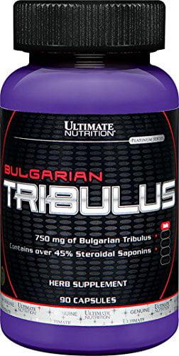 Ultimate Nutrition Tribulus 750mg, 90
