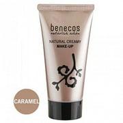 Natural Creamy Make-Up - Caramel Benecos 1 Each