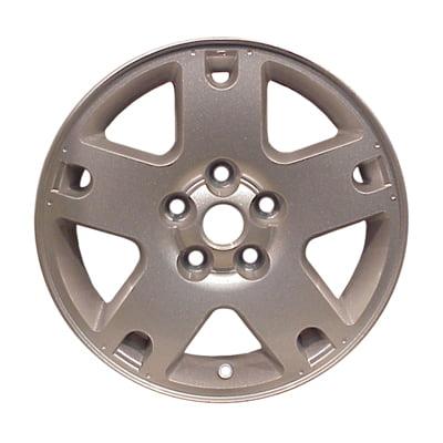 Wheel for 2001-2007 Ford Escape 16x7 Silver Refinished 16 Inch Rim Ford Escape Rims