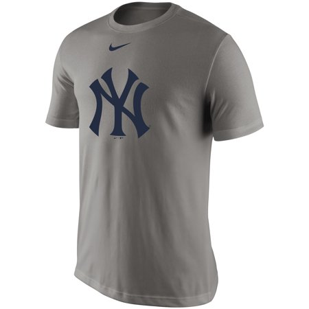 Performance Batting Practice Cap (New York Yankees Nike Legend Batting Practice Primary Logo Performance T-Shirt - Gray )