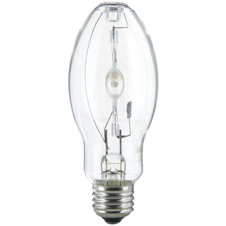 Sunlite 100 Watt Metal Halide, Medium Base, Pulse Start, (200 Watt Pulse Start Metal Halide Lamp)