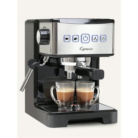 capresso ultima pro programmable espresso cappuccino. Black Bedroom Furniture Sets. Home Design Ideas