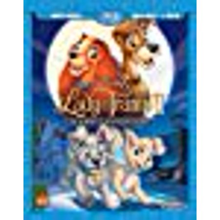 Lady and the Tramp 2: Scamps Adventure  (Two-Disc Blu-ray/DVD Special Edition in Blu-ray