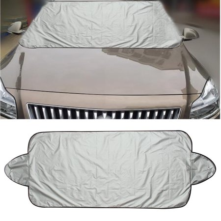 Car Truck Windshield Screen Visor Cover Sun Shade Snow Frost Ice Dust Protector