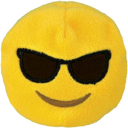 Emoji Beanbag, Sunglasses - 8 Emoji
