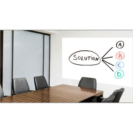 Whiteyboard 20004 Corporate Whiteboard Wall Whiteyboard Decal