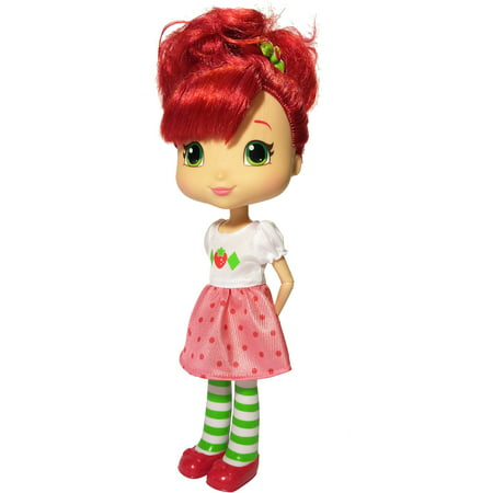 Strawberry Shortcake Doll (Strawberry Shortcake Bedding Set)