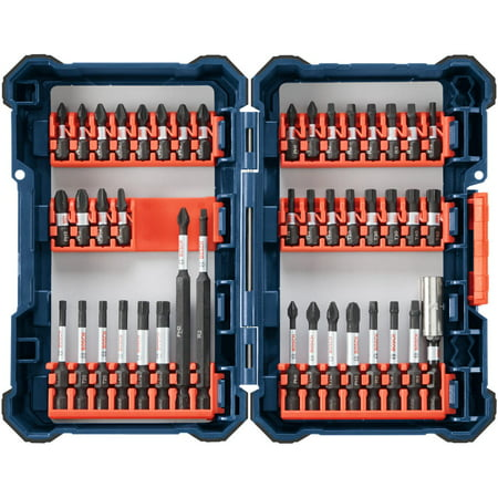 Bosch SDMS44 44-Piece Impact Tough Screwdriving Set