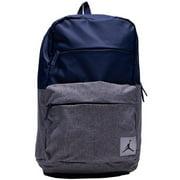 Nike Jordan Pivot Colorblocked Classic School Backpack, Midnight Navy