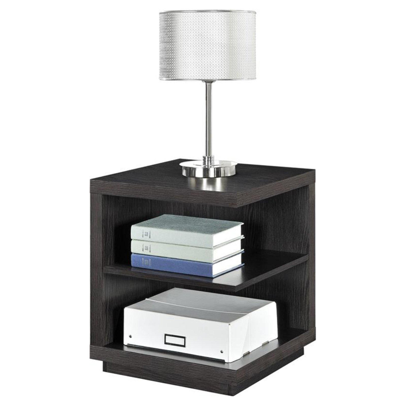 Ameriwood Home Fremont Accent Table, Espresso
