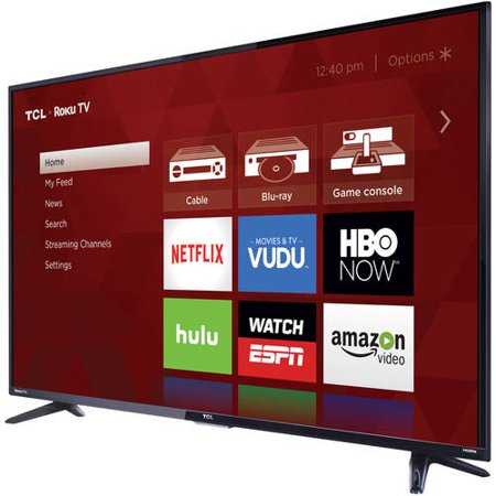 Refurbished Tcl Roku 55 Quot Class 4k 2160p Smart Led Tv