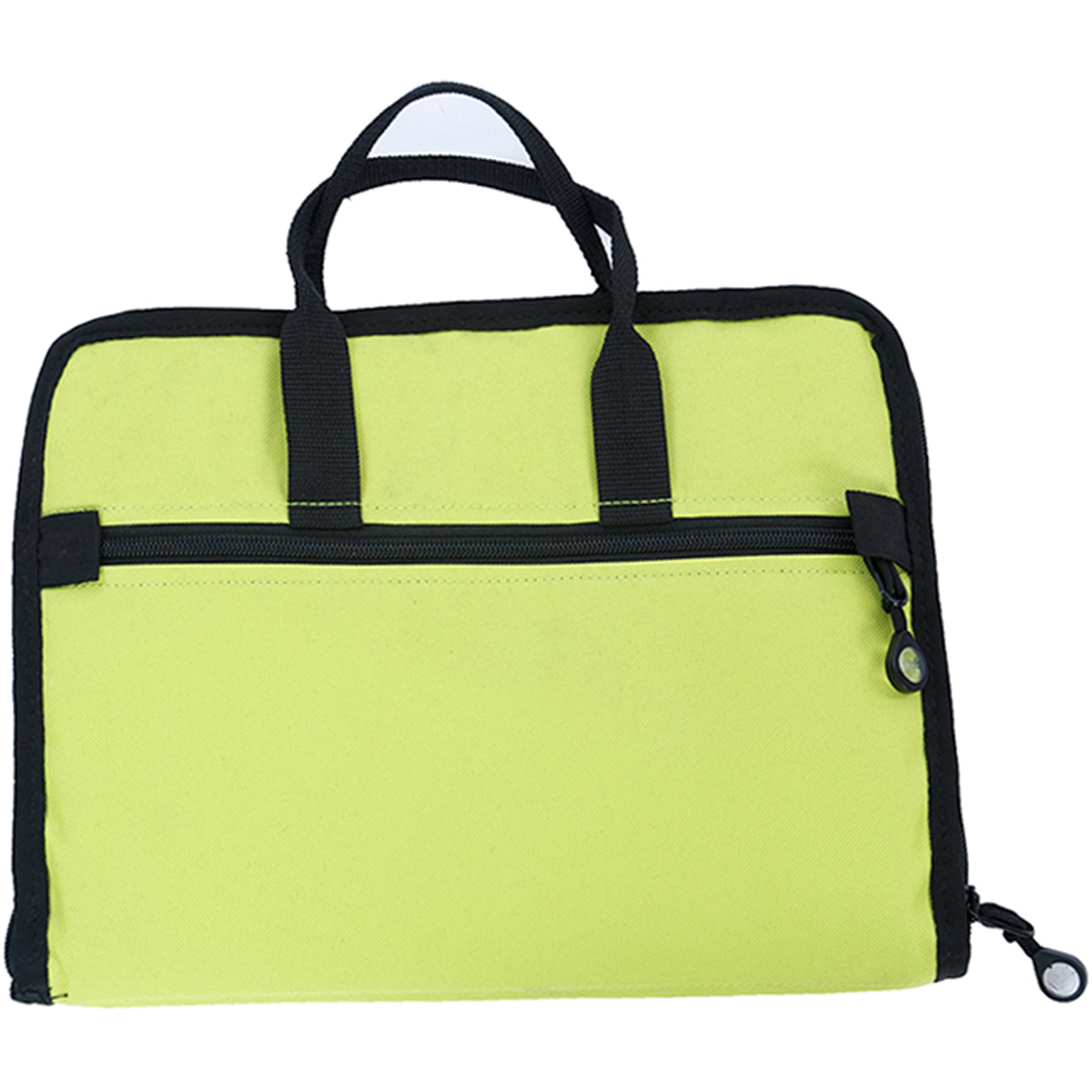 "Notions Bag 20""X12""-Green"
