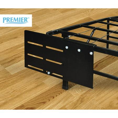 Premier Ellipse Headboard/Footboard Bed Frame Bracket, Black ...