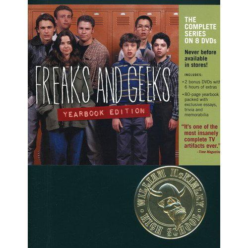 Freaks & Geeks: Yearbook Edition (Deluxe Packaging)