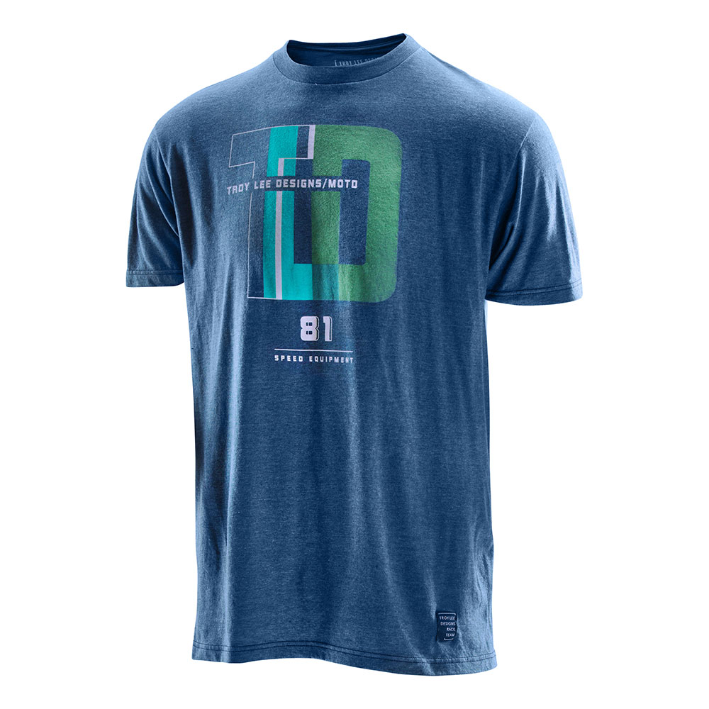 Troy Lee Designs Men's Impacto Graphic T-Shirt