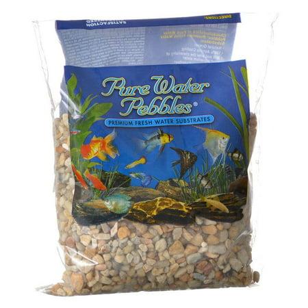 Pure Water Pebbles Aquarium Gravel Carolina Premium Fish Water Substrates 2