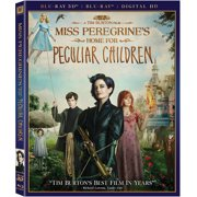 Miss Peregrines Home for Peculiar Children (Blu-ray + Blu-ray) by