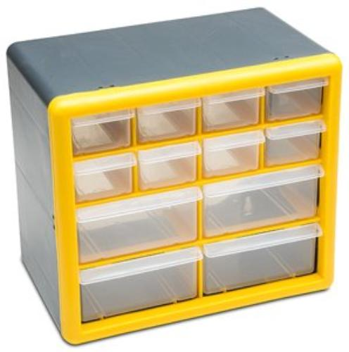 Titan 21269 12 Drawer Multi-purpose Organizer