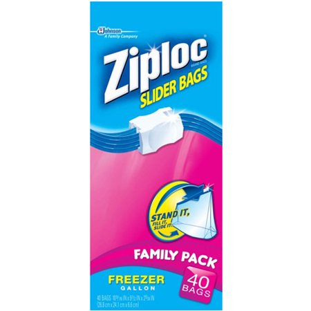 Freezer Bags Two Gallon / XL is rated out of 5 by Protect your food with Ziploc ® brand Freezer Bags. Each bag locks out freezer burn while keeping food fresh and full of taste/5(13).