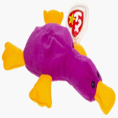 Ty Beanie Babies - Patti the Platypus