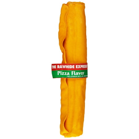 Rawhide Express 105072 Pizza Roll Bone For Dogs