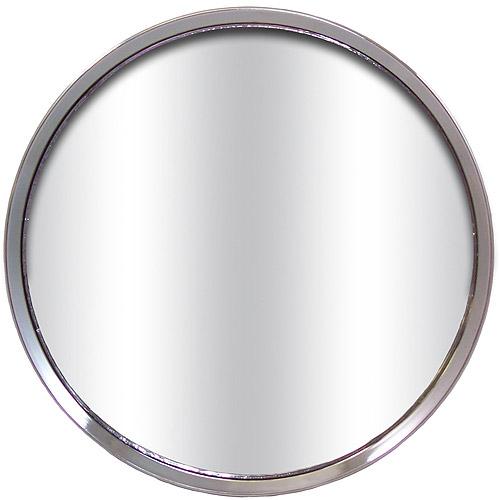 Cipa 49502 Round 5 Quot Adjustable Chrome Convex Clamp On