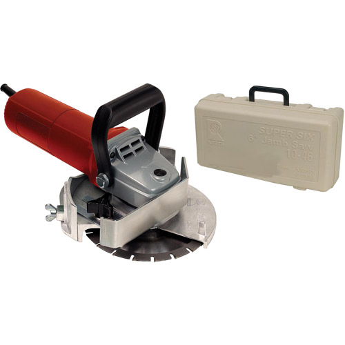 "QEP Tile Tools 10-46 6"" Jamb Saw with Case"