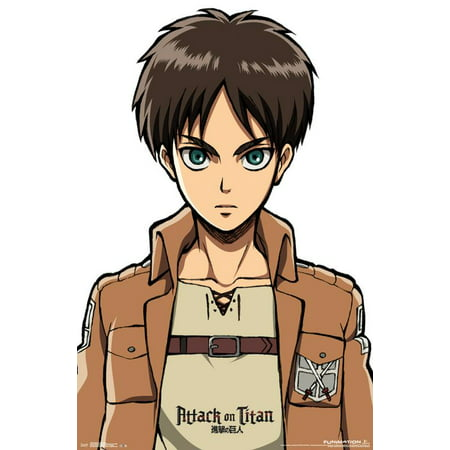 Attack On Titan - Eren - Attack On Titan Halloween Art