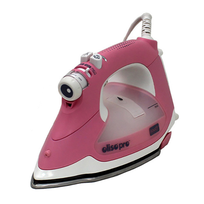 Oliso Pro Smart Iron TG-1600 in Pink
