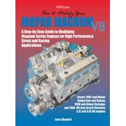 How to Modify Your Mopar Magnum V-8HP1473 - eBook