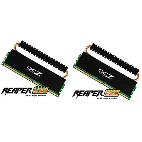 OCZ Reaper HPC Edition 2 GB (2 x 1 GB) 240-pin DDR2 800 MHz Dual Channel Memory Kit