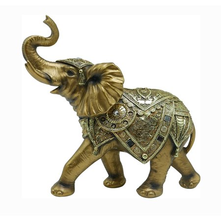 d 39 lusso designs deco design large elephant. Black Bedroom Furniture Sets. Home Design Ideas