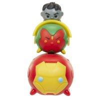 Marvel Tsum Tsum 3-Pack Figures - Iron Man/Vision/Hulk (Grey)