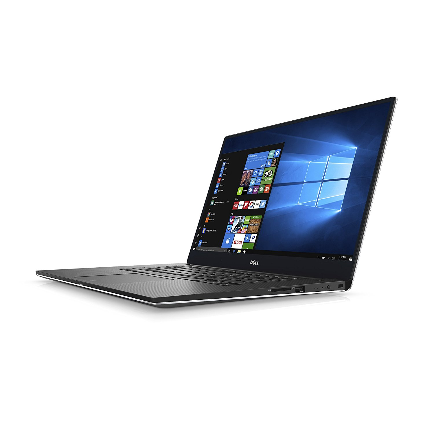 "Dell XPS9560-5000SLV 15.6"" with 4K Touch Display Core i5 8GB, 256GB SSD GTX 1050 Ultra Thin and Light... by Dell"