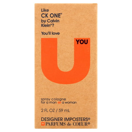 Designer Imposters U Spray Cologne for a Man or a Woman, 2 fl (Missoni Designer)