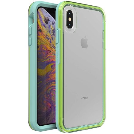 LifeProof SLAM Shockproof Series Case for iPhone Xs MAX, Sea Glass - image 1 of 5
