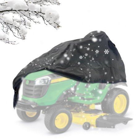 Lawn Riding Mower Cover Iclover Waterproof Mower Cover