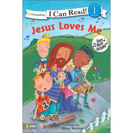 Jesus Loves Me - Jesus Love Me
