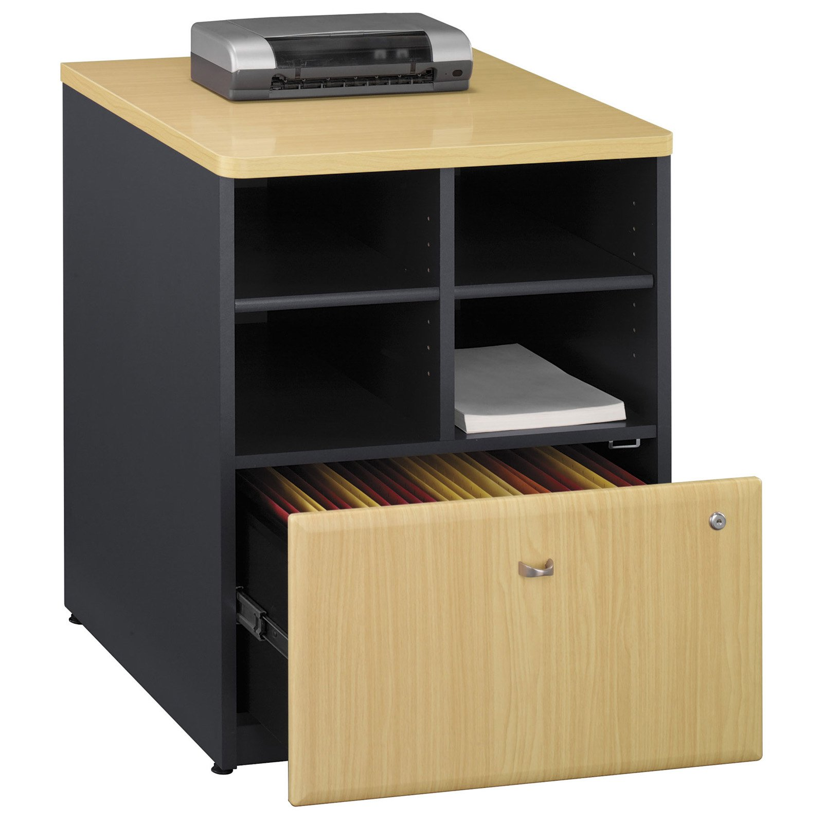 Bush Series A 24 Inch Storage Unit