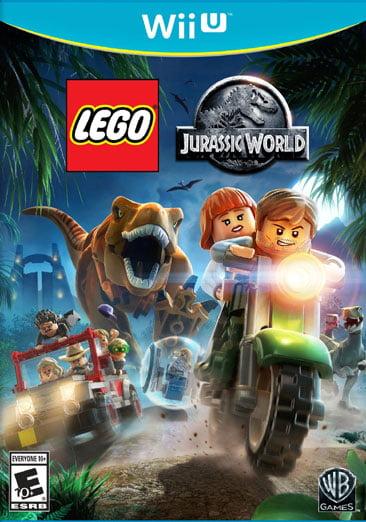 LEGO Jurassic World, Warner, Nintendo Wii U, 883929472840 - Walmart.com
